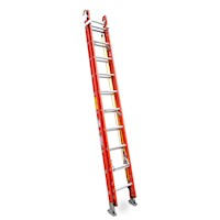 Fibreglass & Aluminium Extension Ladder 3.32-5.42m