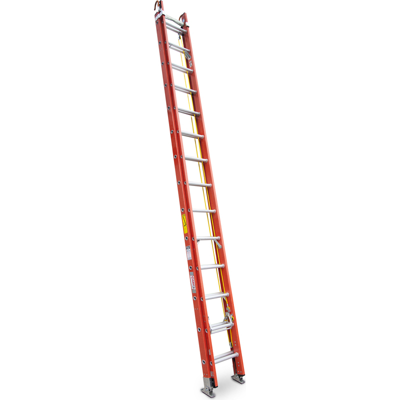 Fibreglass Amp Aluminium Extension Ladder 4 52 7 82m Buy