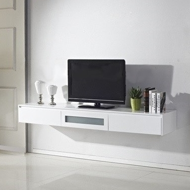 expressia floating tv cabinet in gloss white 2m buy wall tv units 194275. Black Bedroom Furniture Sets. Home Design Ideas