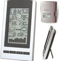 Semi-Pro Wireless Weather Station w/ Outdoor Sensor