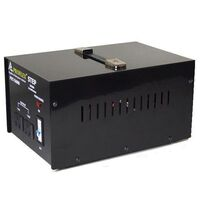 Universal Stepdown Transformer 240-110V Black 5000W