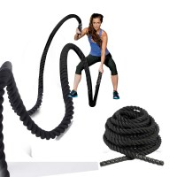 Exercise Battle Rope for Home or Gym Training 15m