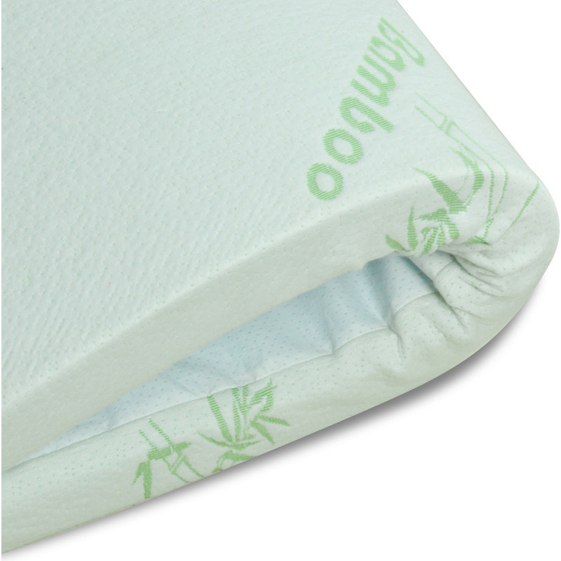 King Cool Gel Memory Foam Mattress Topper 8cm