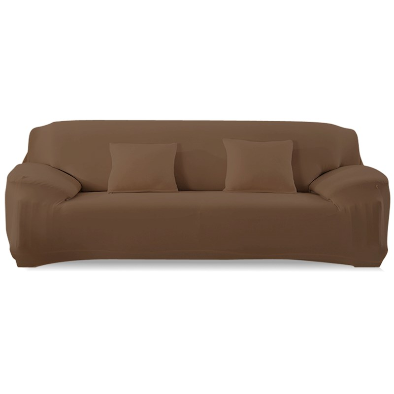 Easy Fit Stretch 3 Seater Couch Sofa Slipcover Protector