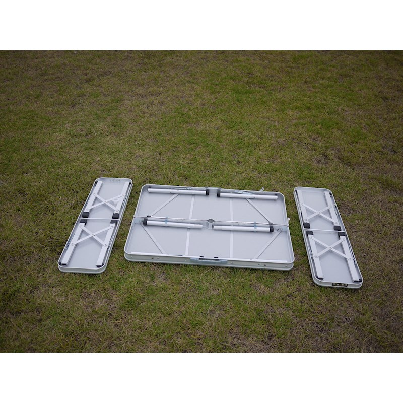 Portable Folding Picnic Table with Bench Seats   Buy Camping Tables ...