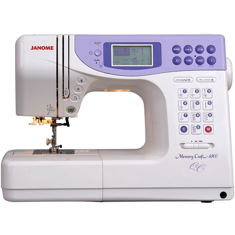 janome arm sewing machine