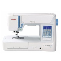 Janome Skyline S5 LCD Computerised Sewing Machine