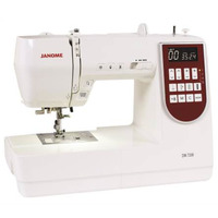 Janome DM7200 LCD Computerised Sewing Machine