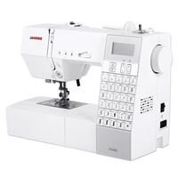 Janome DC6030 LCD Computerised Sewing Machine