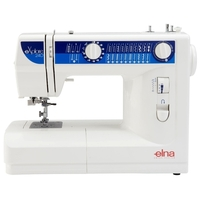 Elna Explore240 Sewing Machine w 24 Stitches 720SPM