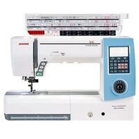 Janome 8900QCP Memory Craft Sewing Machine 1000SPM
