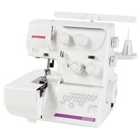 Janome 4 Thread Overlocker Sewing Machine 8002DX