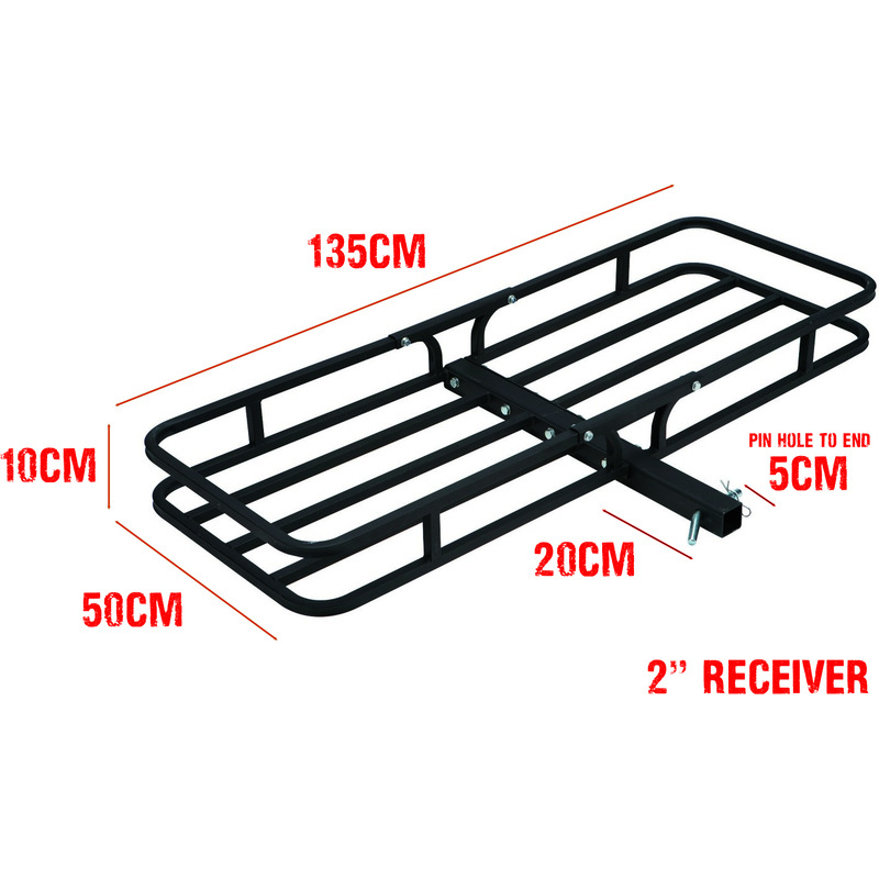 I Max Steel Tow Bar Cargo Carrier Rack 227kg Buy Tow Bars