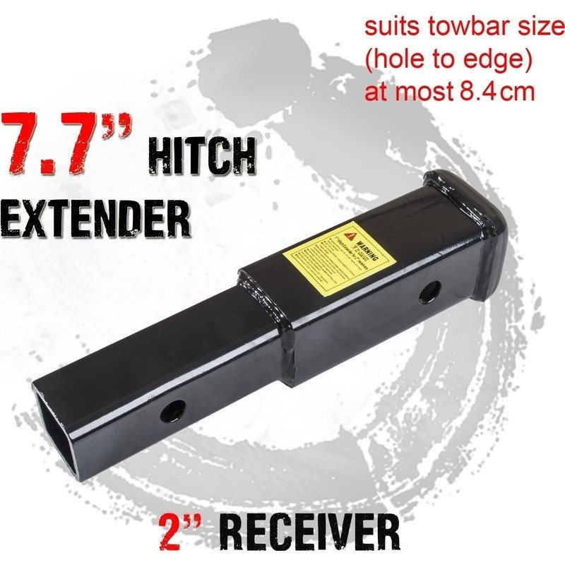 Tow Bar Hitch Extender 77in For 2in Reciever Buy