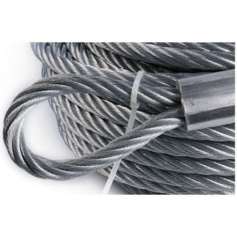 Galvanised Steel Winch Cable Wire Rope 9.5mm x 26m   Buy Winch ...