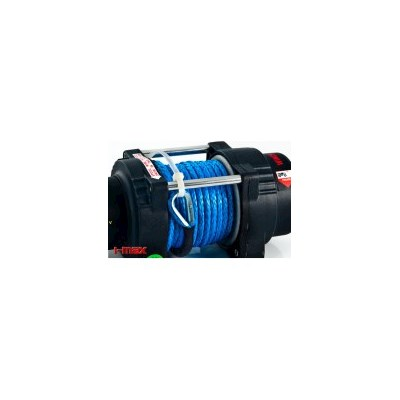 Wireless Synthetic Rope Electric Winch 1814kg 12V