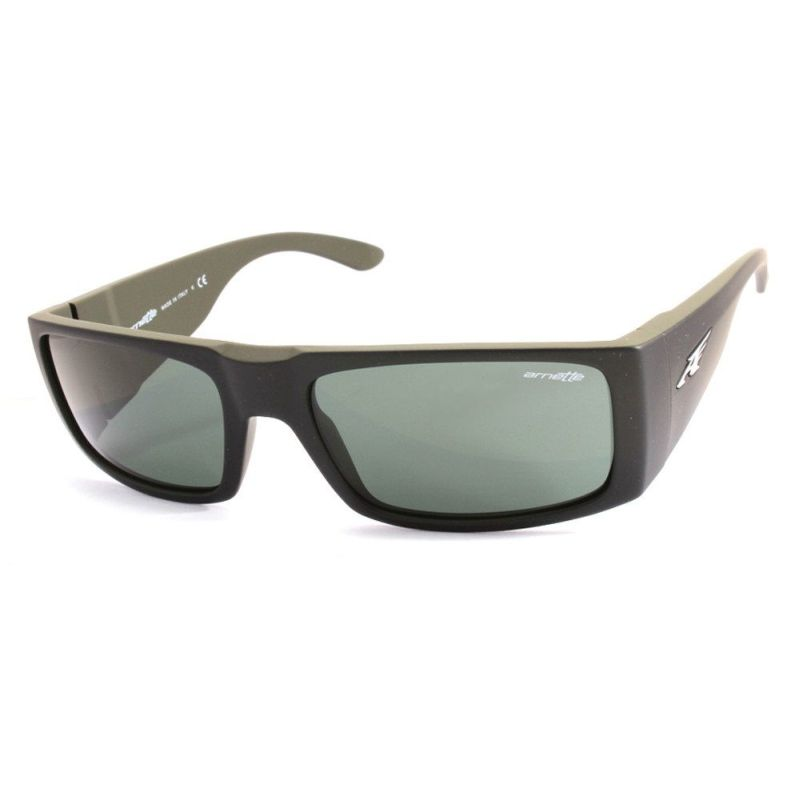 Arnette Lubbock Mens Sunglasses in Black and Olive Buy ...