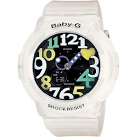 Casio Baby G Ladies Digital Analog Watch BGA131-7B4