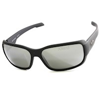 Maui Jim Hamoa Beach Mens Sunglasses in Matte Black