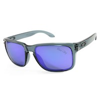 Oakley Holbrook Mens Sunglasses in Violet and Black