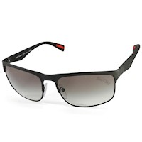Prada Sport Rubbermax Sunglasses in Matte Black