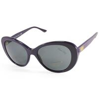 Versace Gradient Womens Sunglasses in Violet Purple