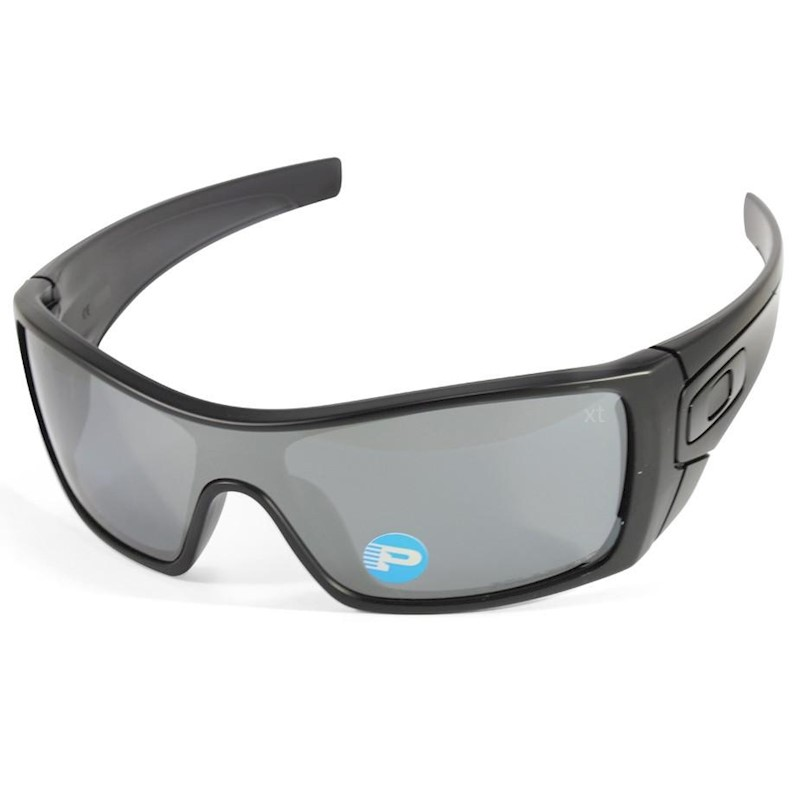 c597a9b2f5 h m s Remaining. Oakley Batwolf OO9101-35 Matte Black Ink Black Iridium  Polarised Sunglasses