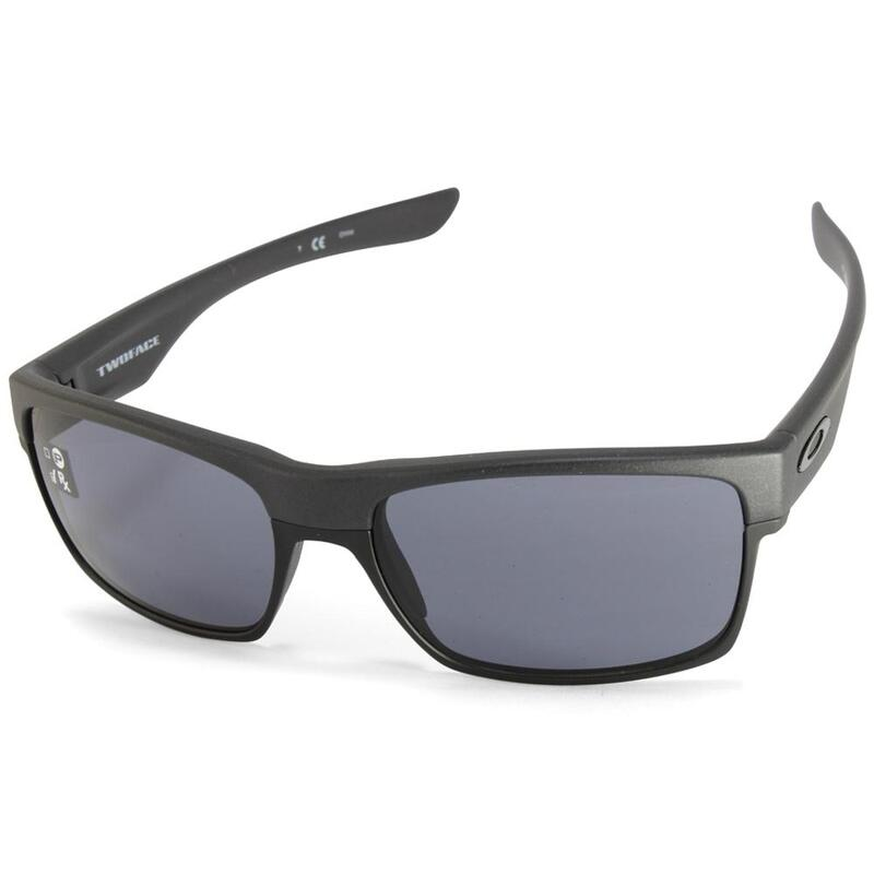 9fb6a3f8ad199 ... coupon for oakley twoface oo9189 05 matte steel grey mens sunglasses  5ae78 16db8