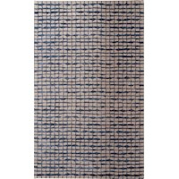 Veeraa Delhi Fort Hand-Tufted Wool & Art Silk Rug