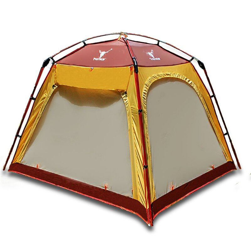 h m s Remaining  sc 1 st  MyDeal & 4 - 6 Person Man Family Camping Dome Tent Canvas Swag Hiking Beach ...