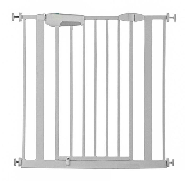 7701e12e4 Adjusted Baby Pet Child Safety Security Gate Auto Swing Door