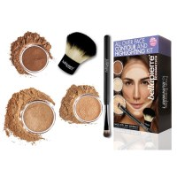 All Over Face Contour & Highlight Powder Kit Dark