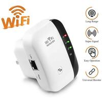 Plug-In Wifi Repeater Booster