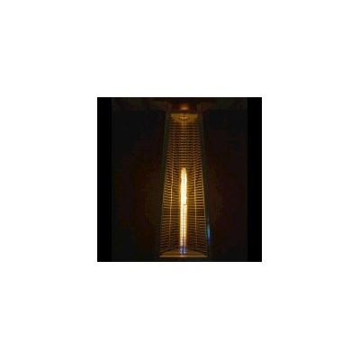 FireStick NG Patio Outdoor Heater in Hammermill
