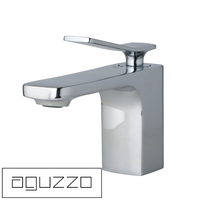 Aguzzo Cortina Single Lever Basin Mixer in Chrome