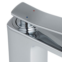 Cortina Tall Single Lever Basin Mixer in Chrome