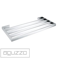 Montangna Stainless Steel Towel Rack in Chrome 60cm