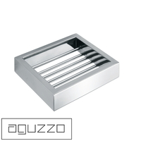 Aguzzo Montangna Stainless Steel Soap Holder Chrome