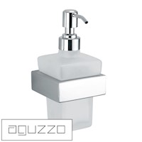 Aguzzo Montangna Stainless Steel Soap Dispenser