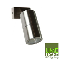 Sorrento Stainless Steel Single Spot Light 240V