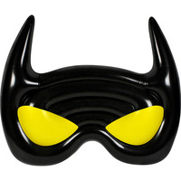 Inflatable Batman Mask Pool Float Lounge 150x120cm