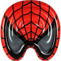 Inflatable Spiderman Mask Pool Float 140x137x26cm