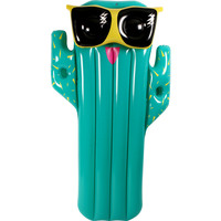 Inflatable Party Cactus Print Air Float 186x95x30cm