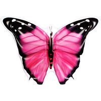 Giant Inflatable Pink Butterfly Float 133x183x24cm