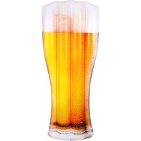 Giant Inflatable Pint Of Beer Air Float 186x74x19cm