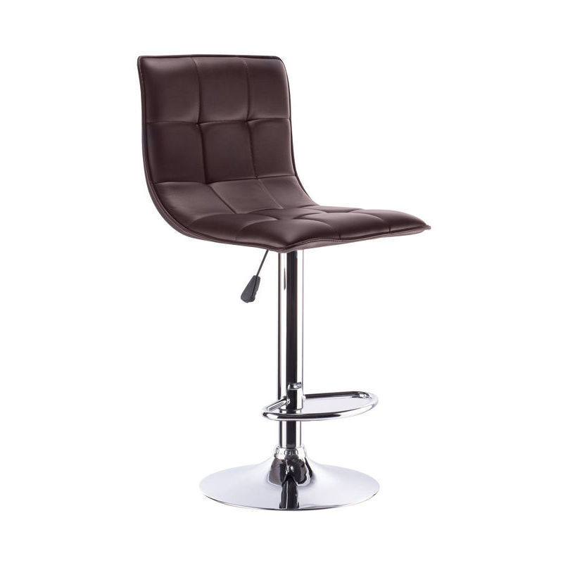 2x Hyde PU Leather Bar Stool w Gas Lift Chocolate Buy  : HE1453C05 from www.mydeal.com.au size 800 x 800 jpeg 51kB