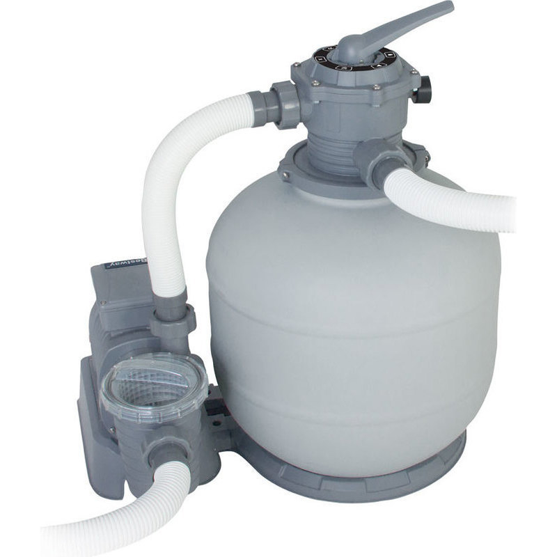 Bestway above ground pool sand filter pump 7571l h buy pool filters - Sandfilterpumpe fur pool ...