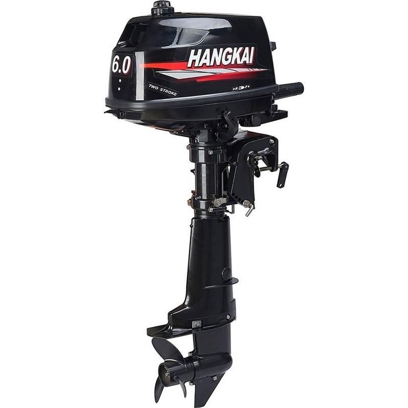 Hangkai Water Cooled Petrol Boat Outboard Motor 6hp Buy