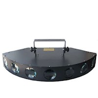 7 Lens Swingfire Disco 308 LED Party Light 65cm 30W