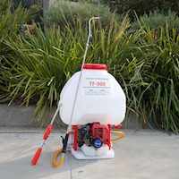 Petrol Powered Backpack Garden Weed Sprayer 25L